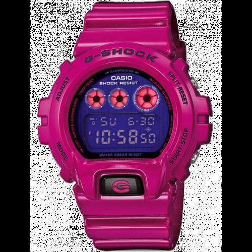 Спортивные часы Casio DW-6900PL-4ER