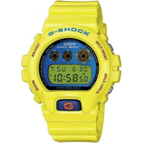 Спортивные часы Casio DW-6900PL-9ER