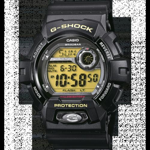 Спортивные часы Casio G-8900-1ER