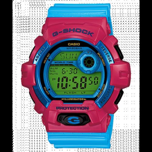 Спортивные часы Casio G-8900SC-4ER