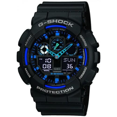 Спортивные часы Casio GA-100-1A2ER