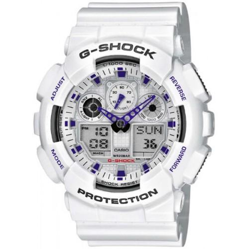 Спортивные часы Casio GA-100A-7AER