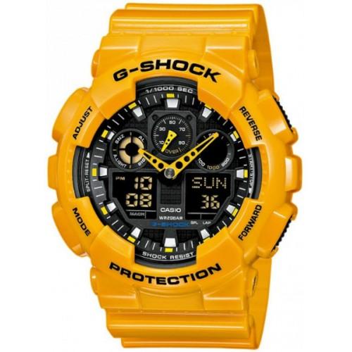 Спортивные часы Casio GA-100A-9AER