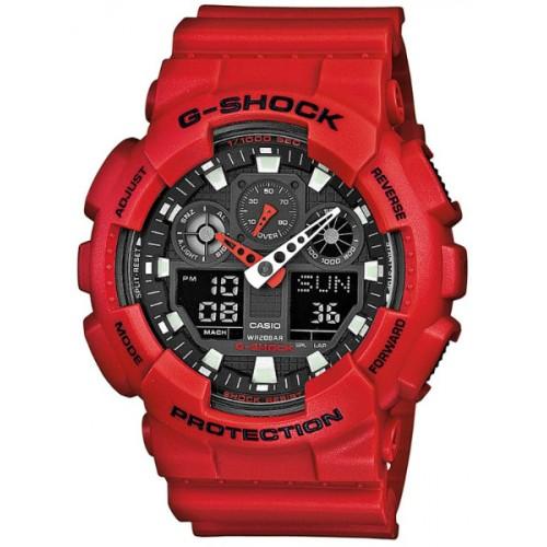 Спортивные часы Casio GA-100B-4AER