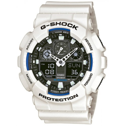 Спортивные часы Casio GA-100B-7AER