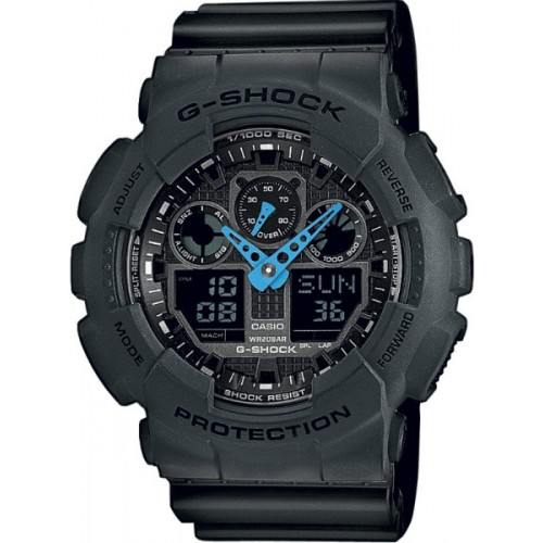 Спортивные часы Casio GA-100C-8AER