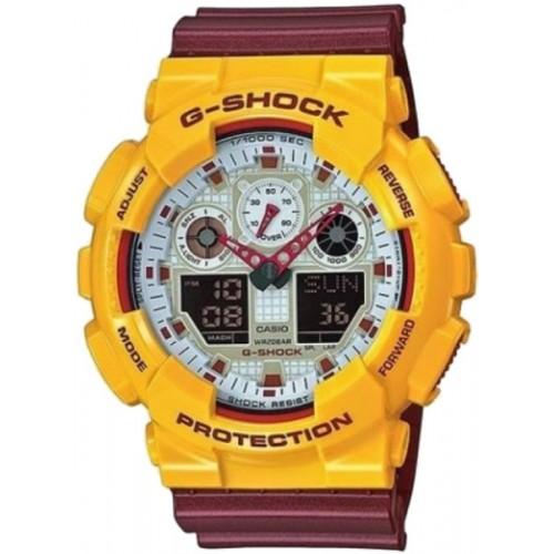 Спортивные часы Casio GA-100CS-9AER