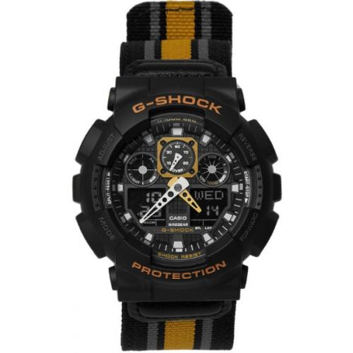 Спортивные часы Casio GA-100MC-1A4ER