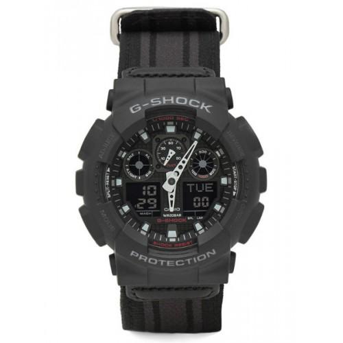 Спортивные часы Casio GA-100MC-1AER