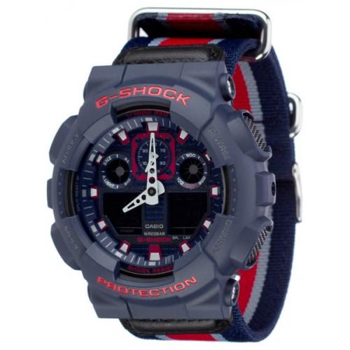 Спортивные часы Casio GA-100MC-2AER