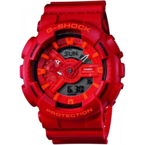 Спортивные часы Casio GA-110AC-4AER