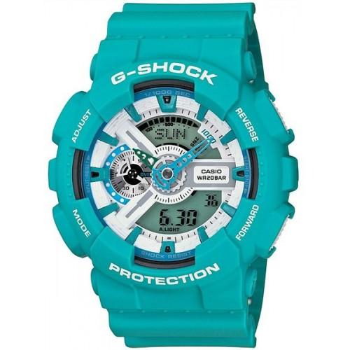 Спортивные часы Casio GA-110SN-3AER