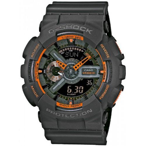 Спортивные часы Casio GA-110TS-1A4ER
