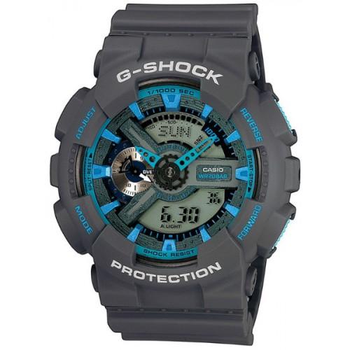 Спортивные часы Casio GA-110TS-8A2ER