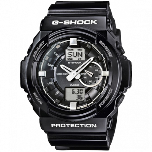 Спортивные часы Casio GA-150BW-1AER