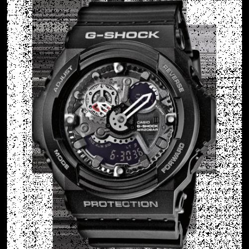 Спортивные часы Casio GA-300-1AER