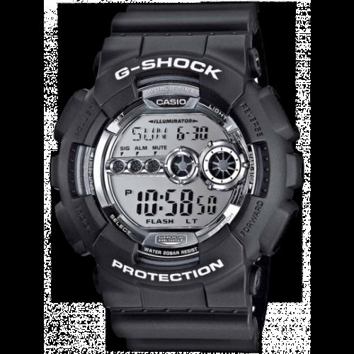 Спортивные часы Casio GD-100BW-1ER