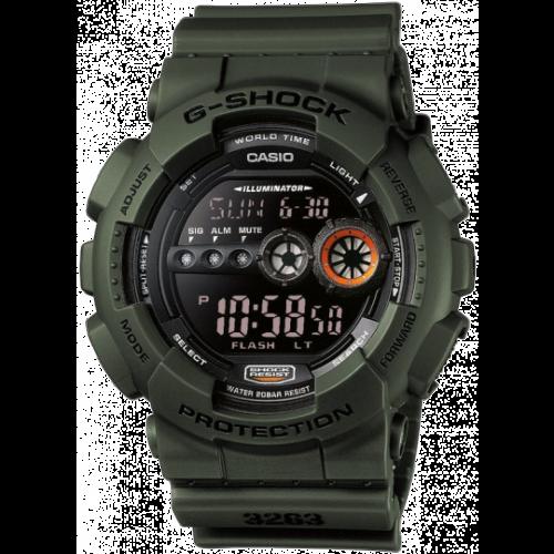 Спортивные часы Casio GD-100MS-3ER