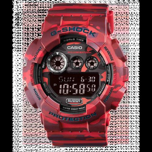 Спортивные часы Casio GD-120CM-4ER