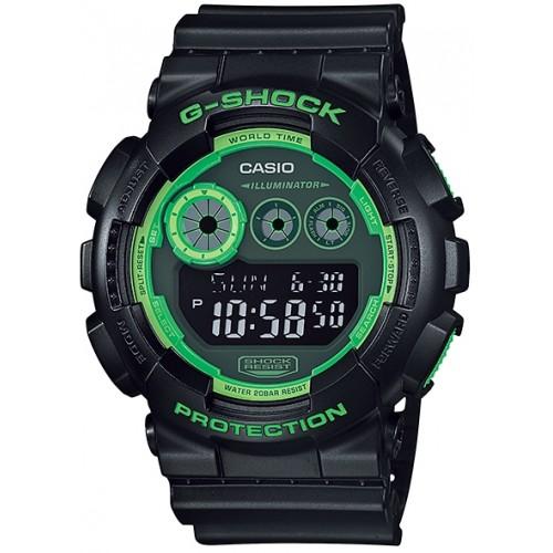 Спортивные часы Casio GD-120N-1B3ER