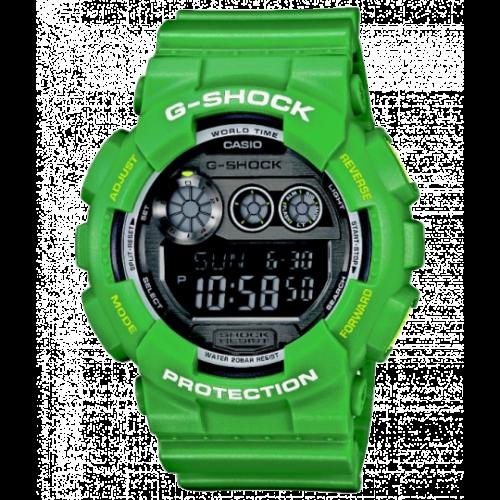 Спортивные часы Casio GD-120TS-3ER