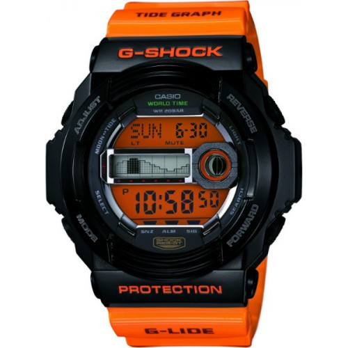 Спортивные часы Casio GLX-150-4ER