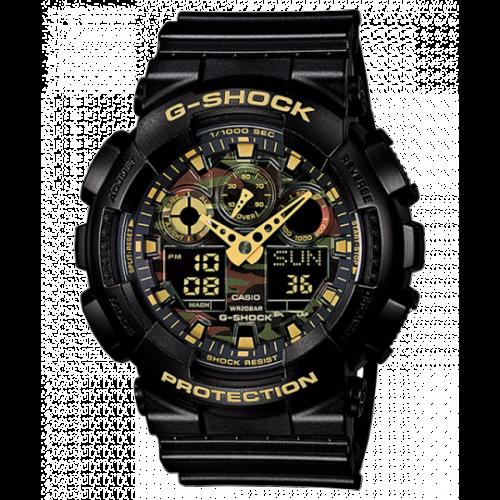 Спортивные часы Casio GA-100CF-1A9ER
