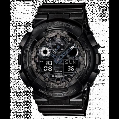 Спортивные часы Casio GA-100CF-1AER
