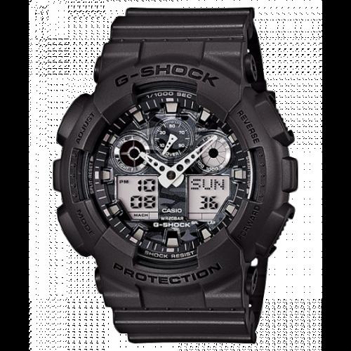Спортивные часы Casio GA-100CF-8AER