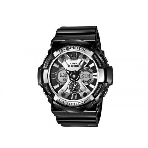 Спортивные часы Casio GA-200BW-1AER
