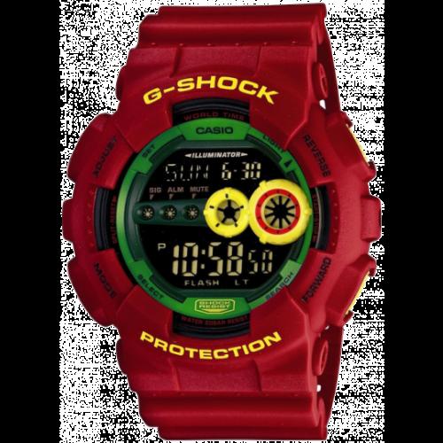 Спортивные часы Casio GD-100RF-4ER