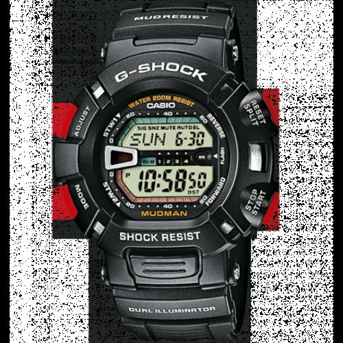Спортивные часы Casio G-9000-1VER