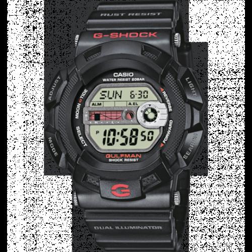Спортивные часы Casio G-9100-1ER