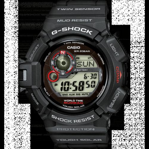 Спортивные часы Casio G-9300-1ER