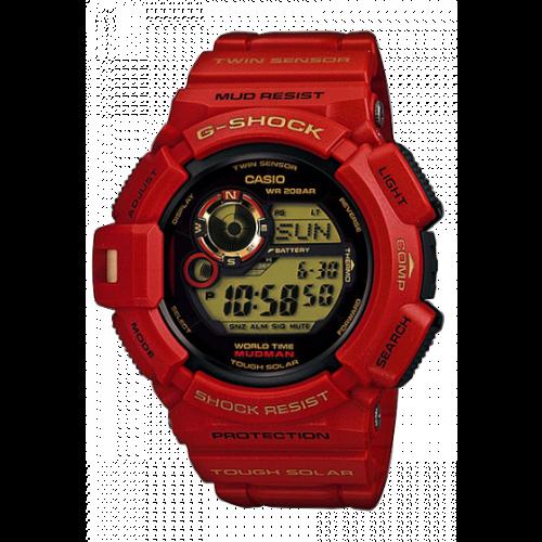 Спортивные часы Casio G-9330A-4ER