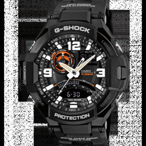 Спортивные часы Casio GA-1000-1AER
