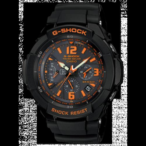 Спортивные часы Casio GW-3000B-1AER