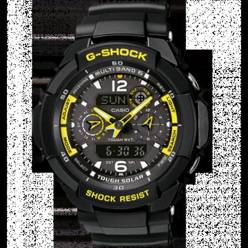 Спортивные часы Casio GW-3500B-1AER