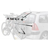 Hakr Trailer hitch bicycle carrier CLIPPER