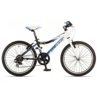 "Rock Machine SURGE 24/BLK/WHITE/BLUE 24*13"" (803.2014.24008)"
