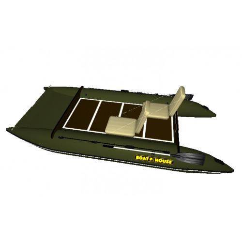 Катамаран Bouthause Raft 375 F
