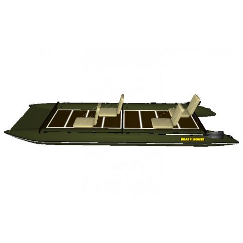 Катамаран Bouthause Raft 570 F
