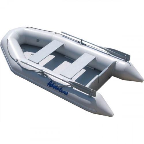 Лодка Adventure Travel II T-260K Grey