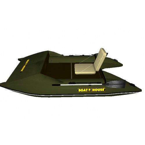 Лодка Bouthause Fisher 310