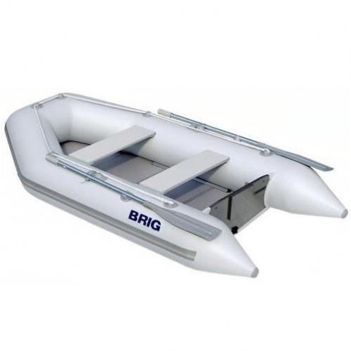 Лодка Brig Baltic B265 White