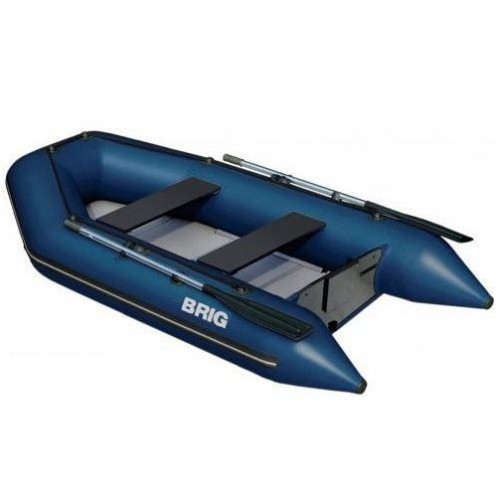 Лодка Brig Baltic B265W Blue