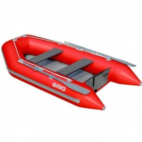 Лодка Brig Dingo D265 Red