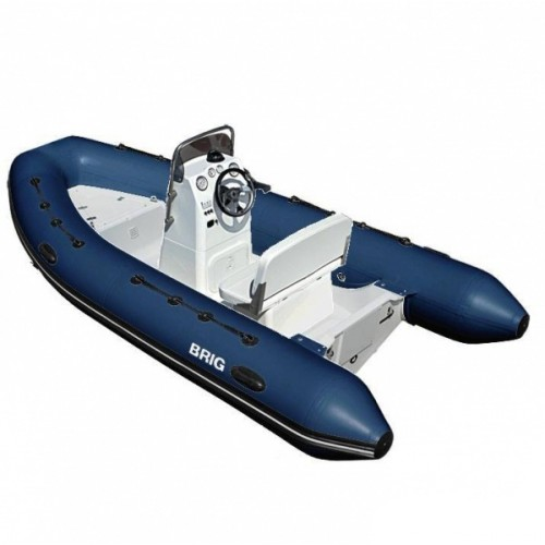 Лодка Brig Falcon Riders F450 Deluxe Blue