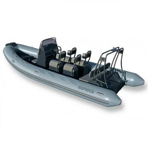 Лодка Brig Navigator N610 Grey