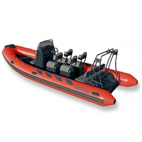Лодка Brig Navigator N610 Red